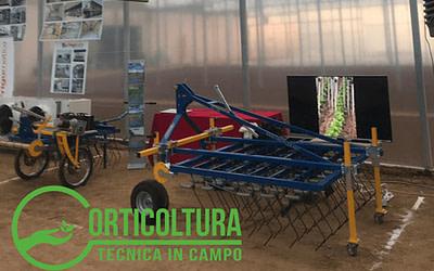 Orticoltura Tecnica In Campo
